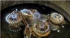 Độc đáo công viên trong mỏ muối ngầm ở Rumani