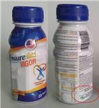 Sữa Ensure: Scandal tiếp nối scandal