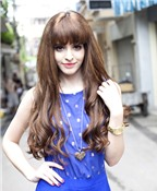 5 kiểu tóc đẹp của Andrea Aybar