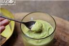 Bí quyết làm sinh tố bơ thơm ngon đầy dinh dưỡng