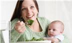 Thực phẩm cần tránh khi nuôi con bằng sữa mẹ