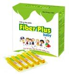 Fiber plus baby dành cho trẻ táo bón, hấp thu dinh dưỡng kém