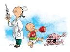 Giúp con vượt qua đợt dịch viêm não nhờ phòng bệnh đúng cách