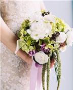 Ưu điểm của hoa lụa dành cho cô dâu