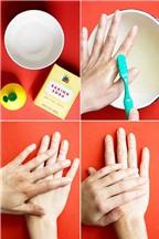 Chiêu làm đẹp cực hay từ bàn chải đánh răng