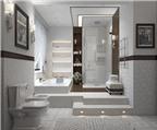 Phong thủy gian vệ sinh trong nhà