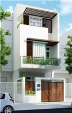 Xây nhà 3 tầng hợp phong thủy cho tuổi Mậu Ngọ