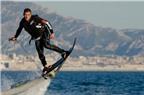 Hoverboard – chiếc ván trượt độc đáo có thể lướt trên không khí