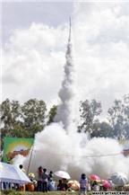 Lễ hội tên lửa tuyệt đỉnh của Thái Lan