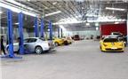 Vào xưởng độ siêu xe ở Sài Gòn