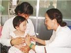Chế độ dinh dưỡng giúp trẻ đối phó với sởi
