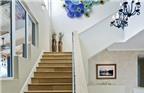 Bố trí cầu thang trong nhà thuận phong thủy