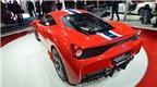 Siêu xe Ferrari 458 Speciale có thêm phiên bản mui trần mới
