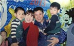 Gia đình - nơi nuôi dưỡng tâm hồn con trẻ