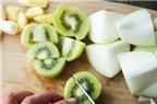 Sườn nướng sốt kiwi tuyệt ngon