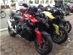 Dàn siêu moto BMW K1300R tiền tỷ của dân chơi Việt