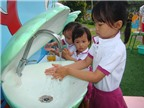 Cách vệ sinh cá nhân cho trẻ phòng chống bệnh tay - chân - miệng