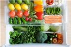 4 nhóm thực phẩm không nên bảo quản trong tủ lạnh