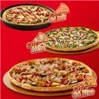 Ăn pizza theo cách của người Việt