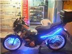 """Suzuki Raider 150 phiên bản """"thần đèn"""" độc nhất Việt Nam"""