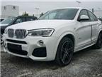 X4 giá rẻ chính thức có mặt tại đại lý BMW