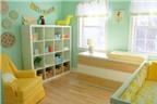 5 màu sắc giảm trí thông minh trẻ sơ sinh