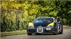 Siêu xe mui trần Bugatti Veyron thêm phiên bản đặc biệt