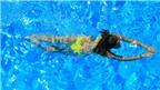 Bơi lội giúp giảm cân nhanh chóng