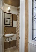 Cách đánh lạc hướng về diện tích đối với phòng tắm nhỏ