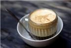 Pha cafe trứng thơm ngon trong nháy mắt