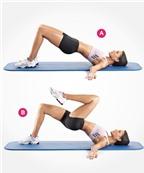 Bài tập hiệu quả cho đôi chân không mỡ thừa