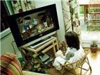 """Mẹo cực hay """"cai nghiện"""" tivi cho trẻ"""