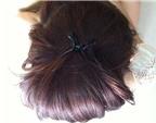 Thao tác đơn giản tạo sóng bồng bềnh cho mái tóc