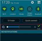 10 mẹo vặt giúp cải thiện thời lượng pin trên Galaxy S5