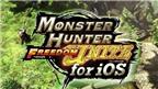 Monster Hunter Freedom Unite - Siêu phẩm dành cho Smartphone