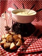 10 món ăn quyến rũ của Thụy Sĩ