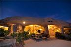 Độc đáo ngôi nhà lấy cảm hứng từ kiến trúc thời kỳ đồ đá