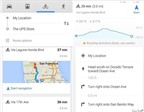 Google Maps thêm tính năng điều khiển bằng giọng nói