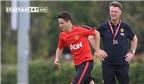 Ander Herrera nói gì về phương pháp huấn luyện của Van Gaal?