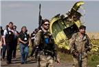Buồng lái MH17 có dấu hiệu bị khoan cắt