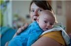 6 cách giúp bé hết chướng bụng, đầy hơi