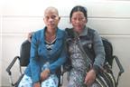 Mẹ nghèo bệnh ung thư, ba đứa trẻ nheo nhóc