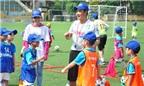 Danh thủ Hồng Sơn tâm đắc với cách làm bóng đá trẻ kiểu Nhật