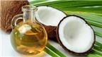 Cách phân biệt dầu dừa nguyên chất và tạp chất