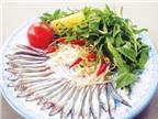 Ngon ngọt canh chua cá cơm