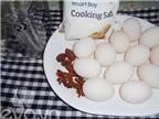 Cách làm trứng vịt muối ngon, đẹp mắt