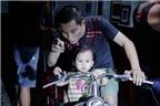 Hoàng Bách khoe con gái đáng yêu trong MV mới
