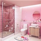 Trang trí phòng tắm đẹp theo những chủ đề ấn tượng