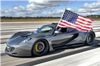 Siêu xe Hennessey Venom F5 tốc độ nhanh nhất thế giới