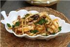 Cách làm 3 món ăn chay ngon từ đậu phụ